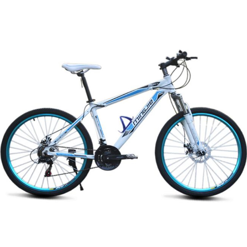 Aluminum Alloy Variable Speed 26-Inch 21 Double Disc Brake For Mountain Bike
