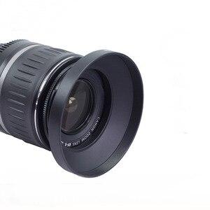 Image 4 - 49mm סטנדרטי טלה רחב זווית מעוקל פורק מתכת עדשת הוד ערכת סט 4pcs משלוח חינם