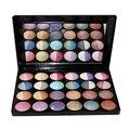 24 Cor Da Sombra Make Up Palette Shimmer Matte Eyeshadow Baked Blush Mineral Maquiagem Cosméticos Conjunto Paleta