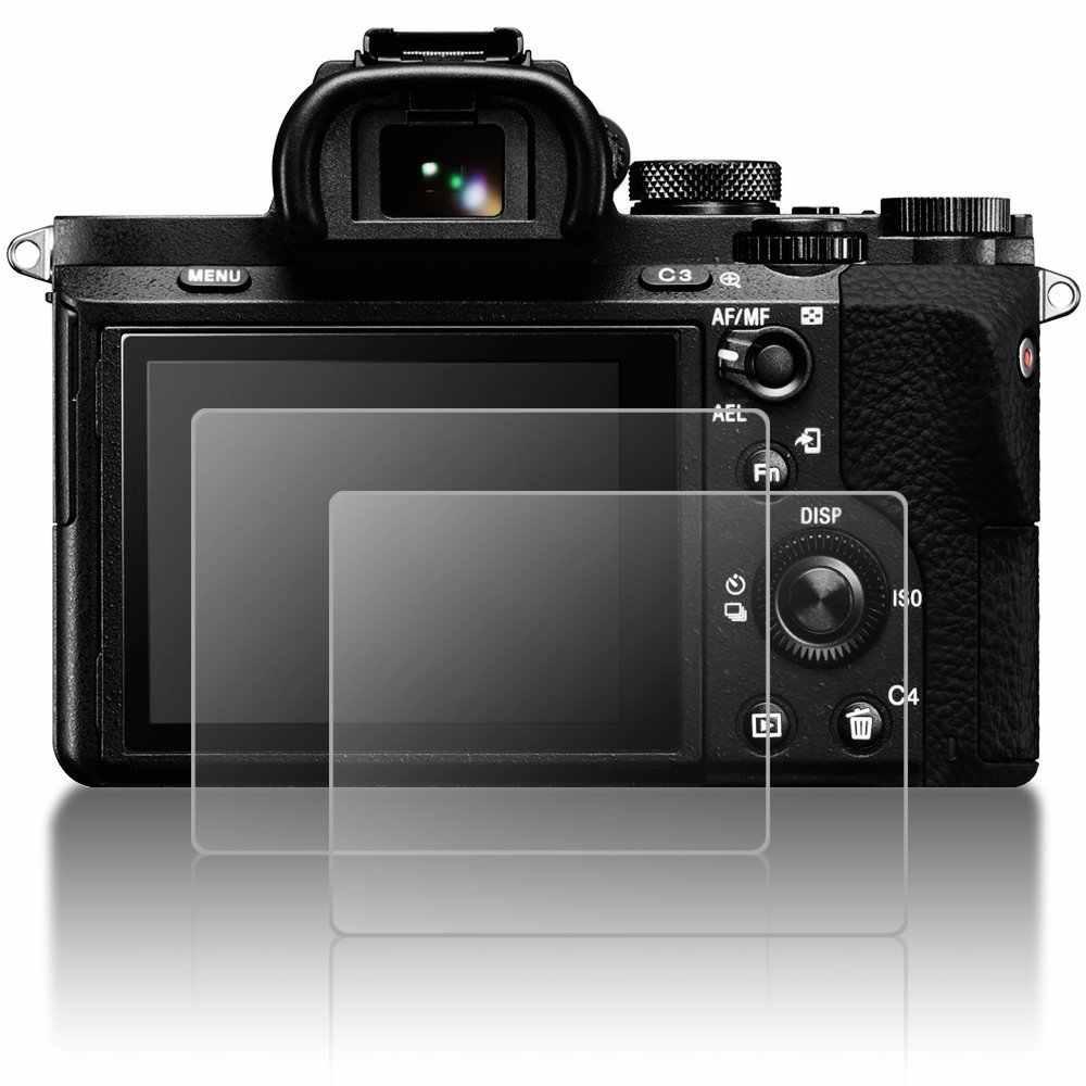 Vidrio protector de pantalla para Sony A6000//A6300//A6500 Shatterproof Ultra Delgada