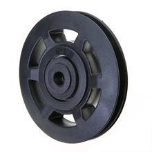 Universal 97mm Wearproof Bearing Pulley Wheel Cable Gym Equipment Part Sport Tahan lama