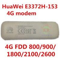 Unlocked Huawei E3372 E3372h 153 4G USB Modem 4g USB Stick Data Card Mobile Broadband 4g