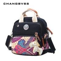 Kadınlar Için yeni Tasarımcı Bezi Çanta Bebek Bezi Değiştirme Çantası Sırt Çantaları Arabası Çok cebe Için Anne Çanta Nappy Bezi Organizatörler