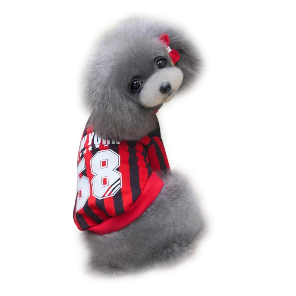 Verano Nuevo perro ropa para mascotas portugal jersey Mascota Chaleco - Productos animales