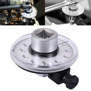 Image 2 - Профессиональный 3,5 дюймовый Регулируемый приводной угол крутящего момента, автомобильный набор инструментов для гаража, ручные инструменты, гаечный ключ