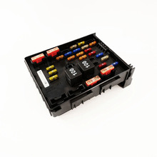 New Main Relay Fuse Box 3C0 937 125 A For VW Passat B6 Tiguan CC AUDI Q3 SEAT Alhambra  3C0937125A