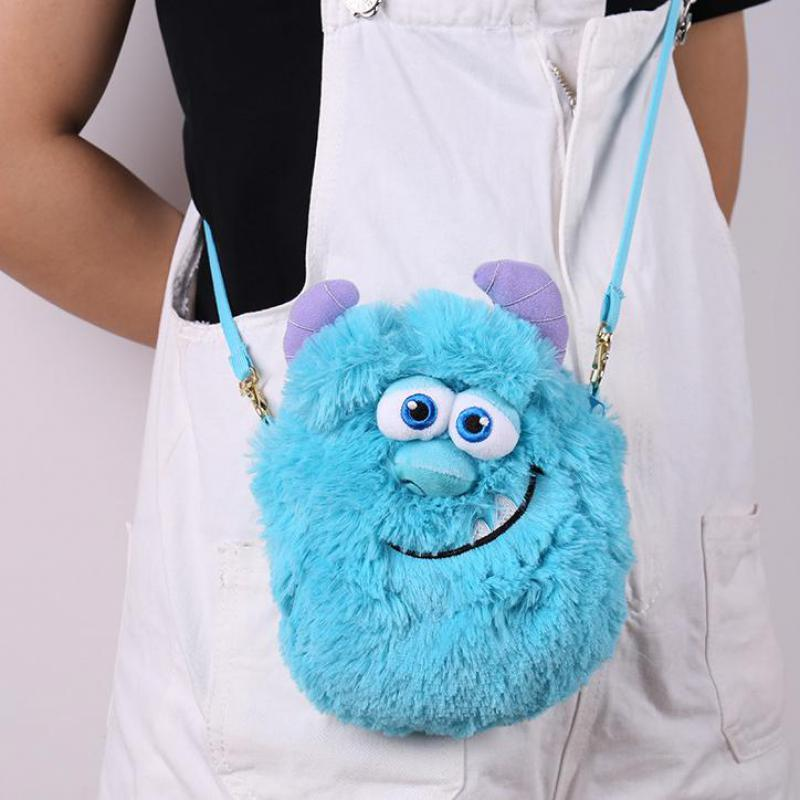 Backpacks & Bags Kids' Clothing, Shoes & Accs Monsters University Shoulder Satchel