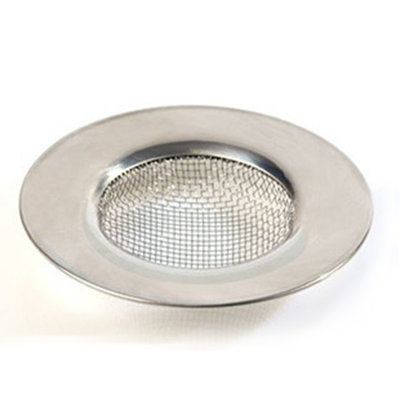 Sewer Sink Filter Home Bathroom Kitchen Stainless Steel Barbed Wire  Strainer Water Sinks Strainer Filters Hot