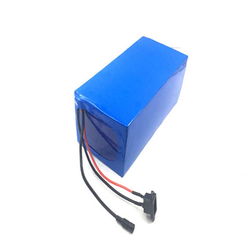 60v 25ah bateria لى ايون lifepo4 حزمة 60v 25ah ليثيوم البطارية ل سكوتر كهربائي citycoco ebike مع 5A شاحن