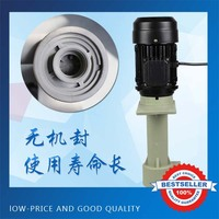 220v50hz Chemcial Vertical Resistant Submerged Pump 120W Small Circulating Pump
