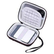 LTGEM EVA Жесткий Чехол Для Seagate Быстрый SSD 250 ГБ, 500 Гб, 1 ТБ, 2 ТБ внешний твердотельный накопитель Портативный внешний жесткий диск-Путешествия защитный Ca