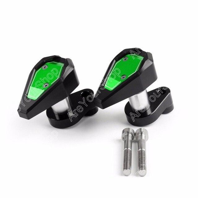 Areyourshop For Yamaha Frame Sliders Crash Pads Protecter For Yamaha ...