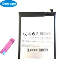 4000mAh BT61 ( L edition ) Replacement Batteries For Meizu Meizy M3 Note L681H L681 L version Version L Mobile Phone Battery
