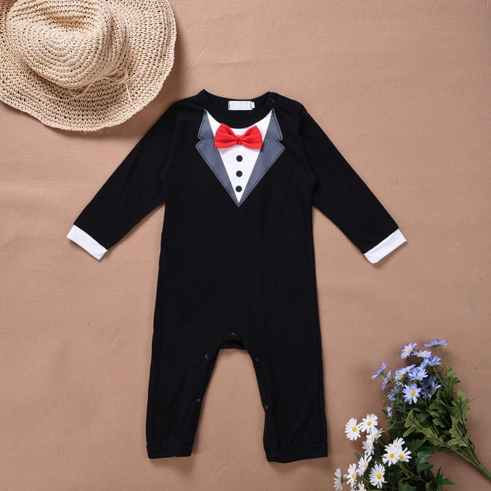 Նորածին երեխաներ Rompers Հագուստ - Հագուստ նորածինների համար - Լուսանկար 2