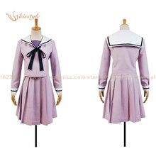 Kisstyle Fashion Noragami Hiyori Iki Uniform Cosplay Clothing Costume