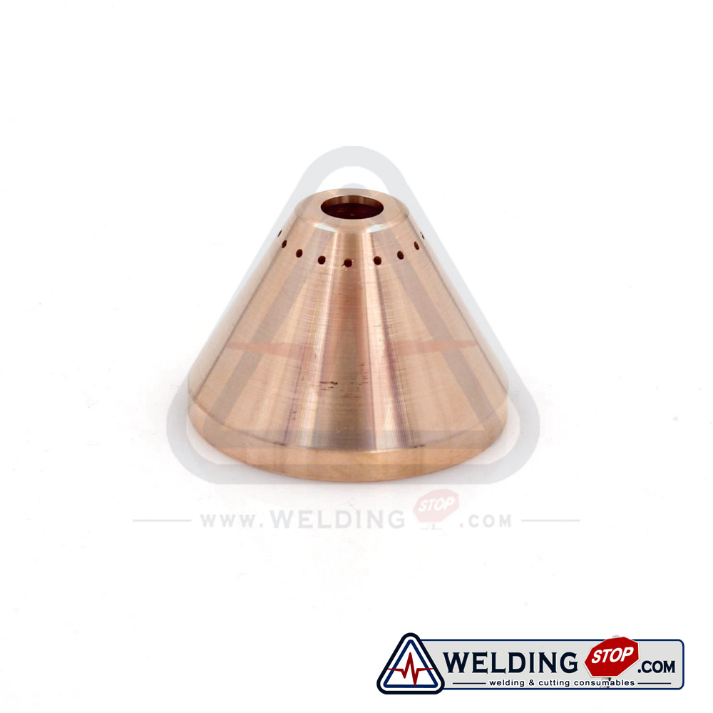 Ref: 220976 WS Plasma Cutting Torch Consumables Shield Cap For 125A  PKG/5