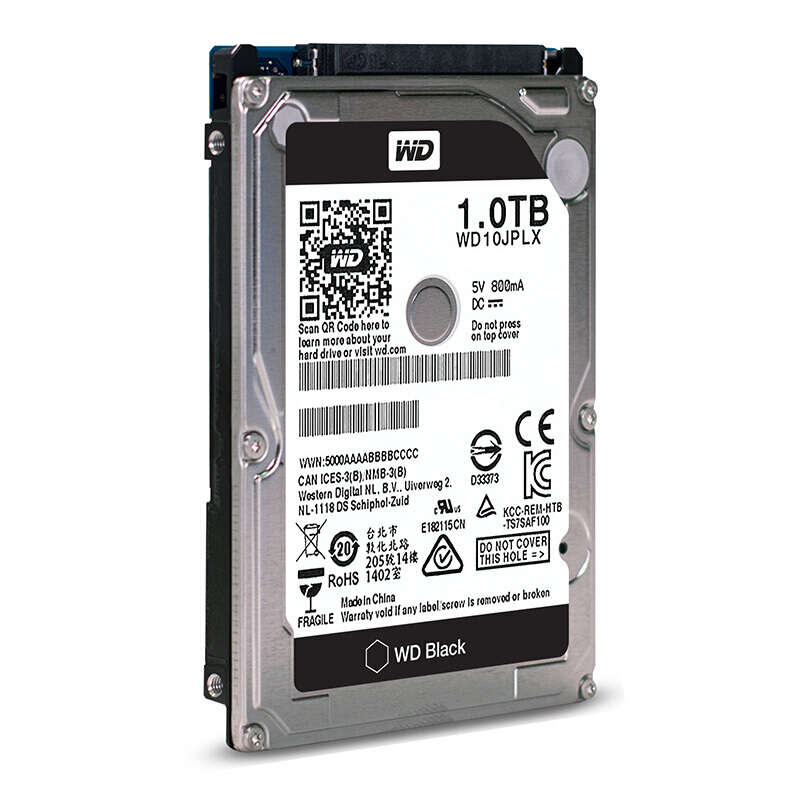 WD Black 1TB 2.5 SATA III Internal Hard Disk Drive 1000Gb HDD HD Harddisk 6Gb/s 32M 9.5mm 7200 RPM for Notebook Laptop корпус для hdd orico 9528u3 2 3 5 ii iii hdd hd 20 usb3 0 5