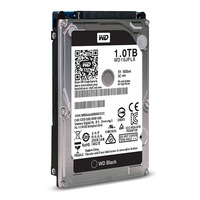 WD Black 1TB 2 5 SATA III Internal Hard Disk Drive 1000Gb HDD HD Harddisk 6Gb