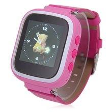 """2016 Kid Safe GPS piste Montres écran TFT 1.44 """"montre-bracelet Q523 SOS Appel Finder Locator Tracker pour Enfant Anti Perdu Moniteur GPRS"""