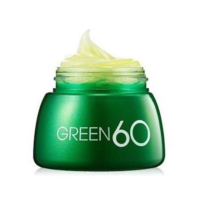 2016 Time-limited Special Offer Ageless South Korea Mizon Authentic Green Cosmetics Cream 60 Calm Smooth Skin Creams Zero Fat