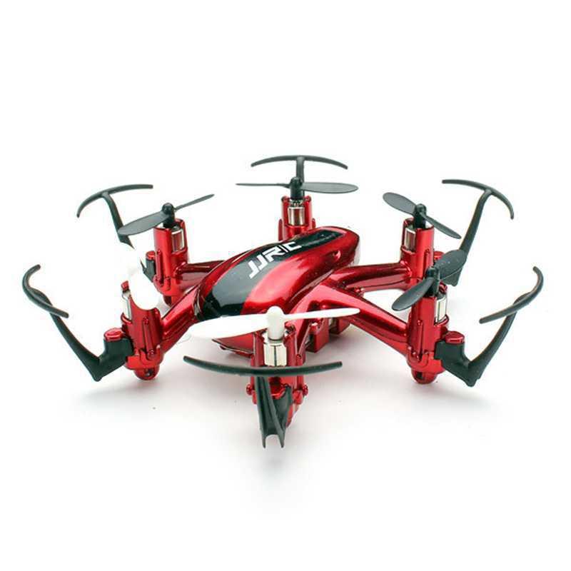 Супер предложение мини Дрон 6 оси Rc JJRC H20 микро Квадрокоптер с безголовым режимом один ключ возврат RTF Вертолет vs cxcx10a H8