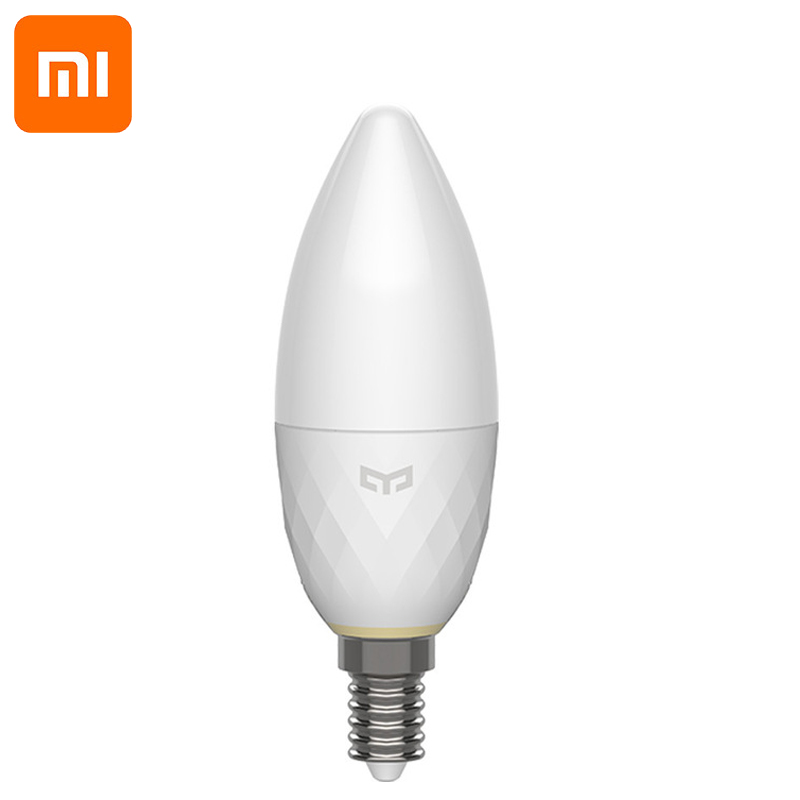 Xiaomi mijia yeelight bluetooth Mesh Version smart light bulb and downlight ,Spotlight work with yeelight gateway to mi home app-in Smart Remote Control from Consumer Electronics
