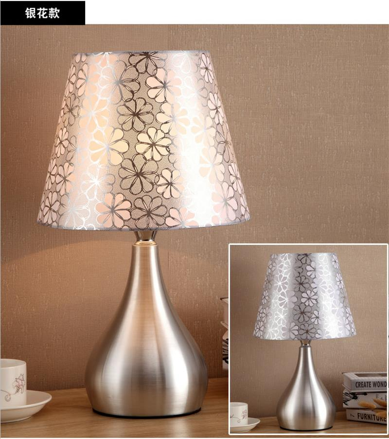 creative simple Table lamps bedroom bedside modern European style living room warm bed headlights desk lamps ZA ZL516 купить