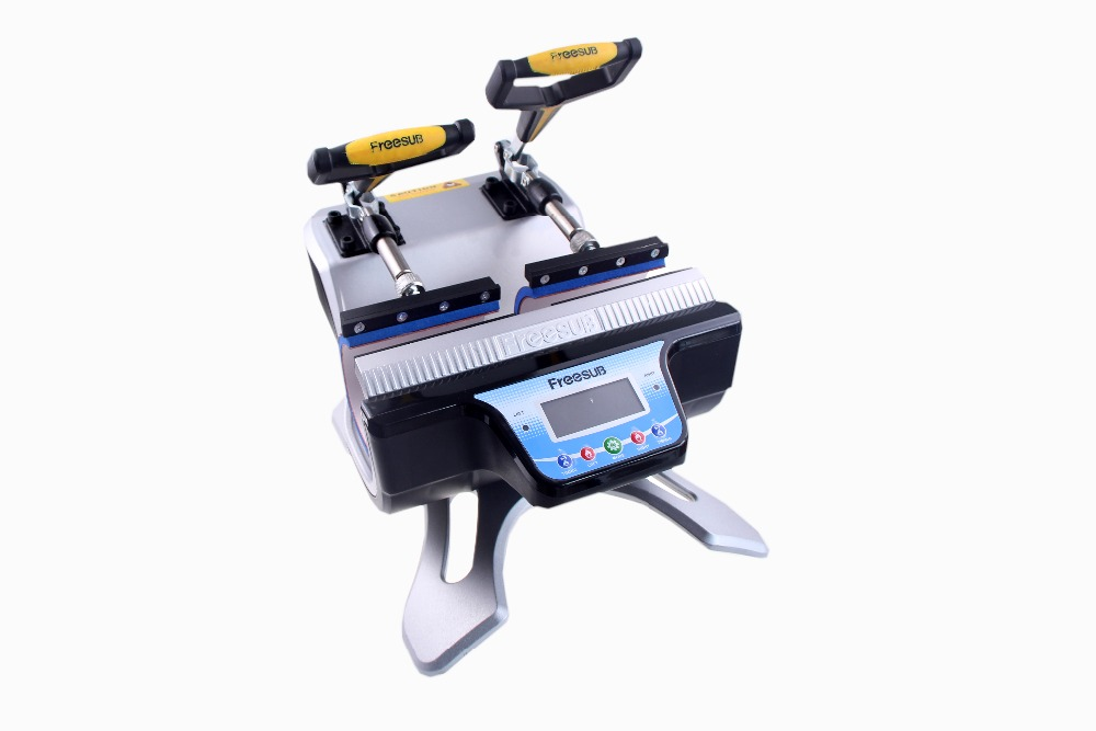 ST-210 MINI Double-station Thermal Mug Transfer Machine Mug Heat Press Machine Digital Mug Printer digital mug heat press printer machine 2d sublimation transfer mug printer machine