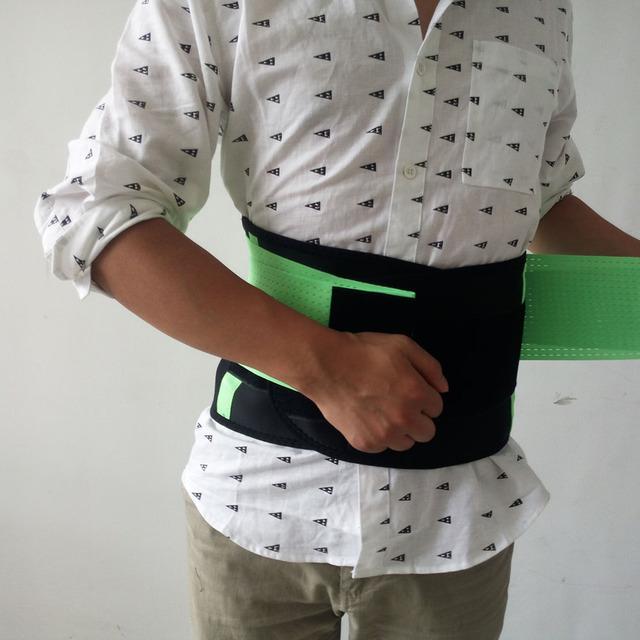 Ajustável Pull Duplo Apoio Da Cintura Para Mulheres Elástico Da Cintura Abdominal Cinto de Suporte Lombar Back Support Brace 2XL
