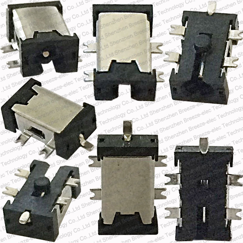 5pcs~500pcs/lot Wholesale Top Quality NEW DC Power Port Jack Socket <font><b>Connector</b></font> for GoClever Tab R106 NABI2 NV7A <font><b>2.5</b></font> <font><b>0.7</b></font> 0.8mm image