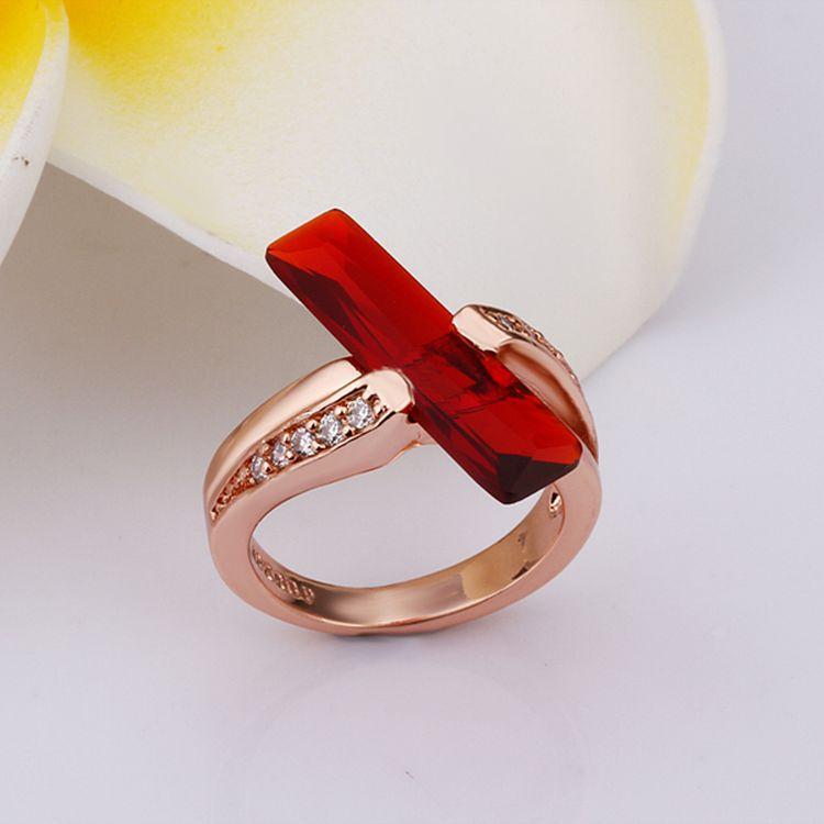 Modeschmuck gold ring  2015 Modeschmuck Gold Neuheiten Exquisite Gold Ring Modeschmuck ...