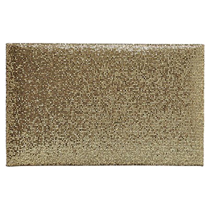 FGGS Fashion Womens Sequins Envelope Bag Evening Party Purse Clutch Handbag
