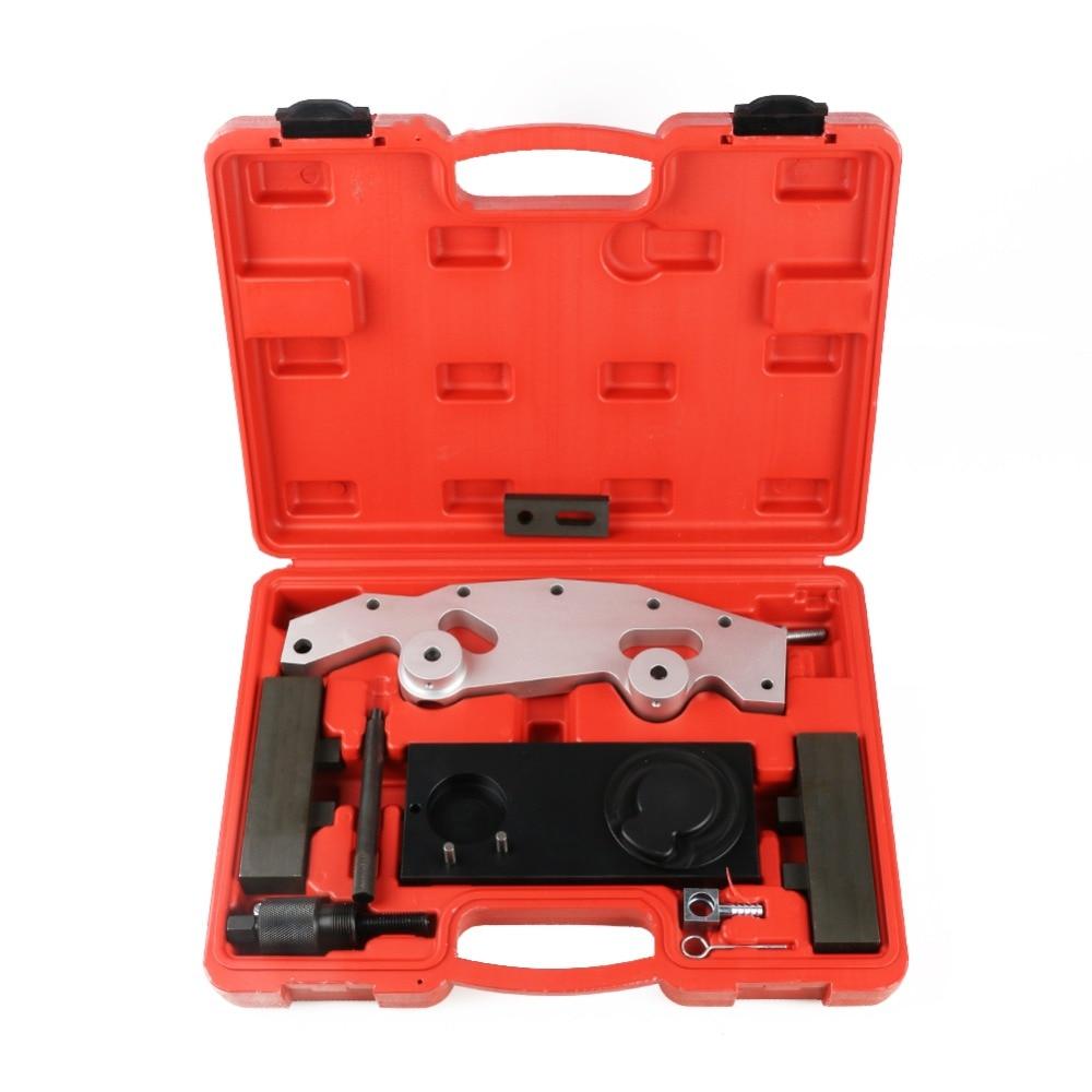 10Pcs Engine Timing Tool Kit For BMW M52TU M54 M56 N51N52 N53 N54 N55 Double Vanos