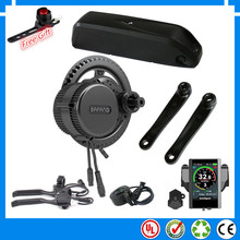 Motor-Kit Ebike-Battery Mid-Drive BBS01B Bafang Electric 250W NEW 36V with 13ah Li-Ion