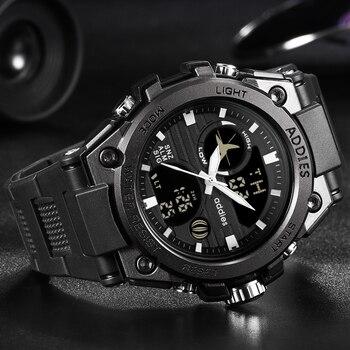 Luxury Swimming Watch Digital Men Sport Watches 30M LED Waterproof Mens Mans  Fashion Wristwatch