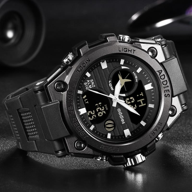 Waterproof Watch Digital Sport Watches For Men Sport Watch Men Waterproof Mens Sport Watches Man's Fashion Wristwatch