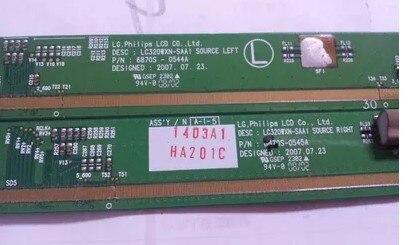 6870S-0545A 6870S-0544A LCD Panel PCB Part A Pair 6870s 0535a 6870s 0534a lcd panel pcb part a pair