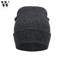 Gorro invierno Beanie sombrero de los hombres touca nieve gorras de punto  Baggy caliente skullies nave de la gota a892836ebda