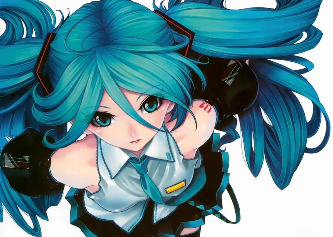 Kết quả hình ảnh cho miku anime | Hatsune Miku | Pinterest ...