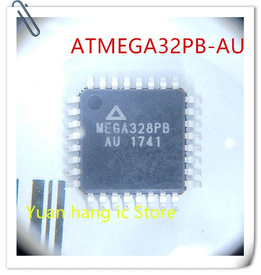 10pcs/lot ATMEGA328PB-AU MEGA328PB-U ATMEGA328PB MEGA328PB MEGA328PB-AU Free Shipping