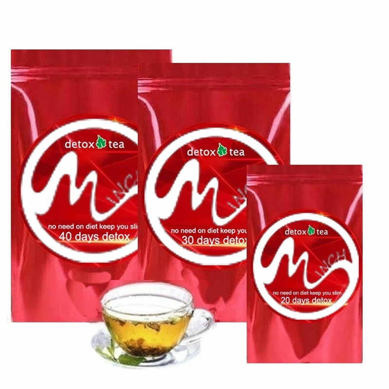 Gentle Diet Detox Tea Fat Burning Tea For Weight Losing 100 Natural Body Cleanse For Women And Men