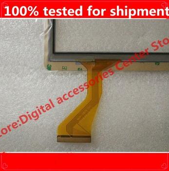 HZ nowy ekran dotykowy dla 10 1 #8222 MJK-0675 FPC Tablet zewnętrzna Digitizer Panel dotykowy wymiana czujnika szklanego tanie i dobre opinie HNSHHS Panel dotykowy tablet 7 ~ 10 cal Pojemnościowy ekran Uniwersalny