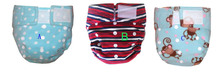 washable baby cloth diaper Nappies 1pcs cloth diaper+1pcs inserts For weighs 8.8-37.5pounds