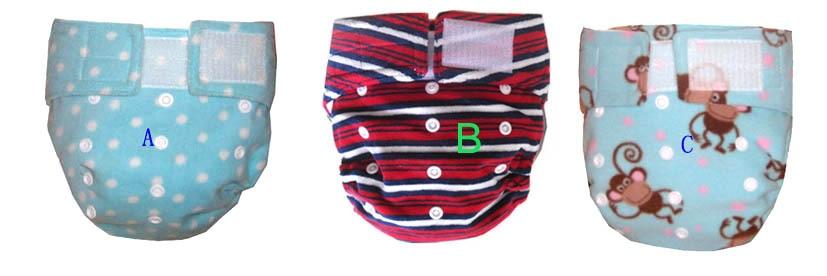 dicuci popok kain bayi Popok 1 pcs popok kain + 1 pcs sisipan Untuk berat 8.8-37.5 pound