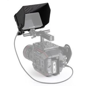 "Image 5 - SmallRig رصد قفص مع Sunhood ل SmallHD التركيز سلسلة 5 ""رصد واقية قفص + واق شمسي هود كيت 2249"
