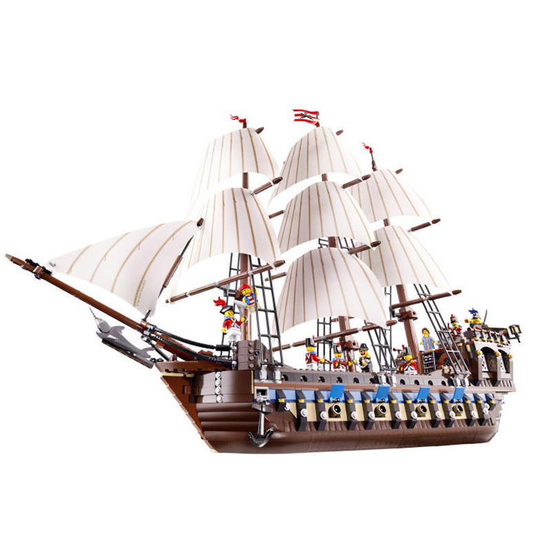 The Pirate Ship warships Caribbean set Model Building Blocks Bricks DIY Classic Children Educational Toys Gift 22001 hot sale 1000g dynamic amazing diy educational toys no mess indoor magic play sand children toys mars space sand