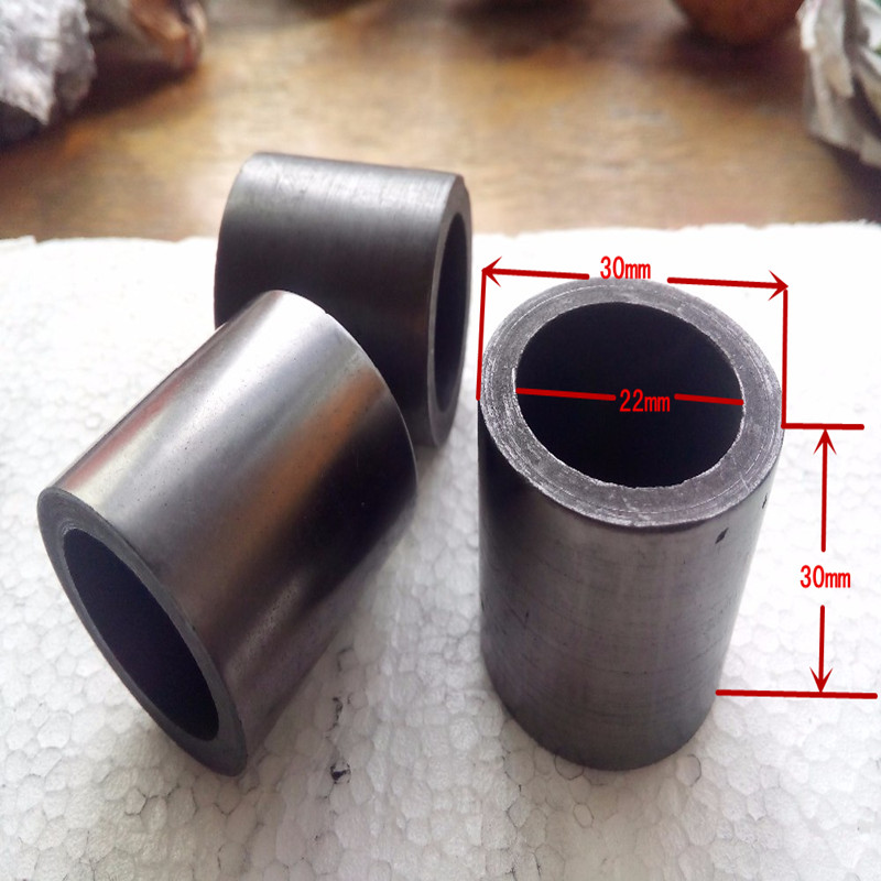 10ml OD30xID22xH30mm Casting Graphite Crucible For Melting Metal
