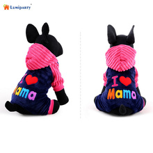LumiParty Puppy Pet Dog Cat Clothes Hoodie Winter Fall Warm Sweater Coat with Letter Ptinted-20