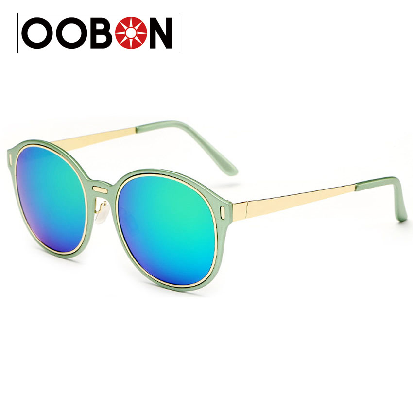 816b9c3290 New Top Quality Women Retro Round Sunglasses Women Brand Designer Cat Eye  Fleck Tortoise Frame Green Lens sn Lunettes De Soleil-in Sunglasses from  Apparel ...
