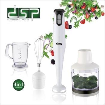 цена на DSP KM1003 Household Electric Stick Blender Hand Blender Egg Whisk Mixer Juicer Meat Grinder Food Processor